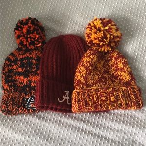 ALL 3 hats FOR SALE